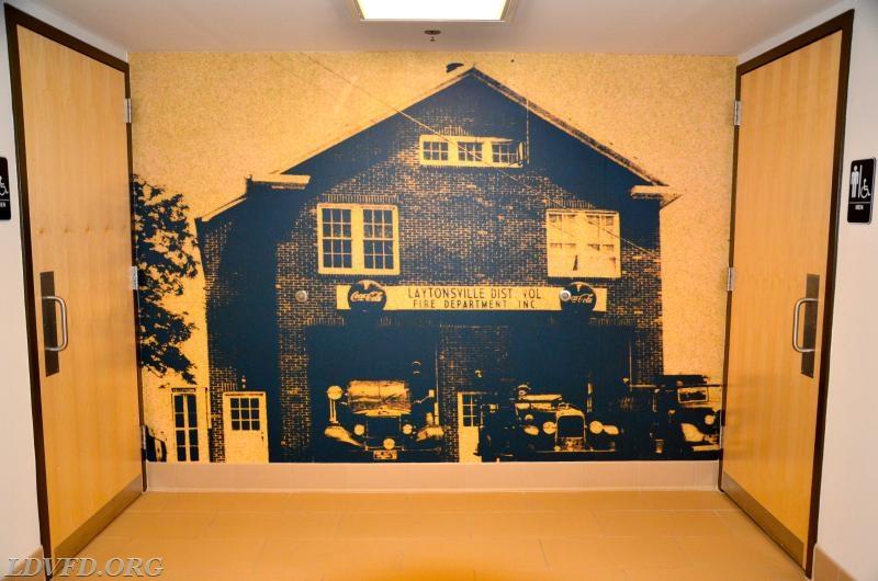 Wall Mural Of Original Station Part 82