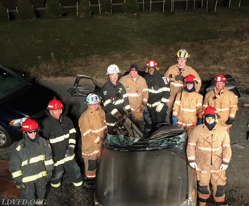 Photos taken by: EMS Captain Matt Manganello