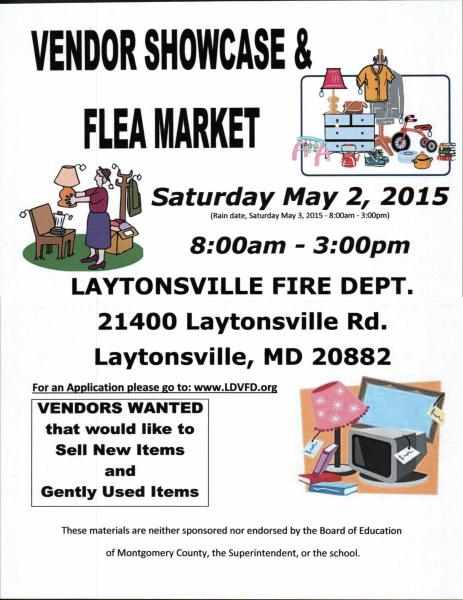 Cancelledvendor Showcase Flea Market May 2 2015cancelled